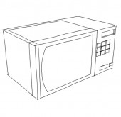 four micro onde 170x165 Cuisine thérapeutique et ergonomique