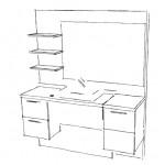 sketch 1600 150x150 Salle de Bain à mobilier adapté