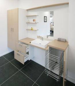 vario bain 1600 a 261x300 Salle de Bain à mobilier adapté