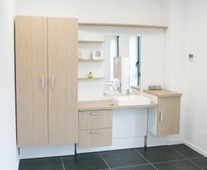 vario bain 1600 b 300x247 Salle de Bain à mobilier adapté